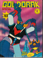 GOLDORAK SPECIAL N.8