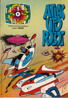 TELE STORY ATLAS UFO ROBOT 009